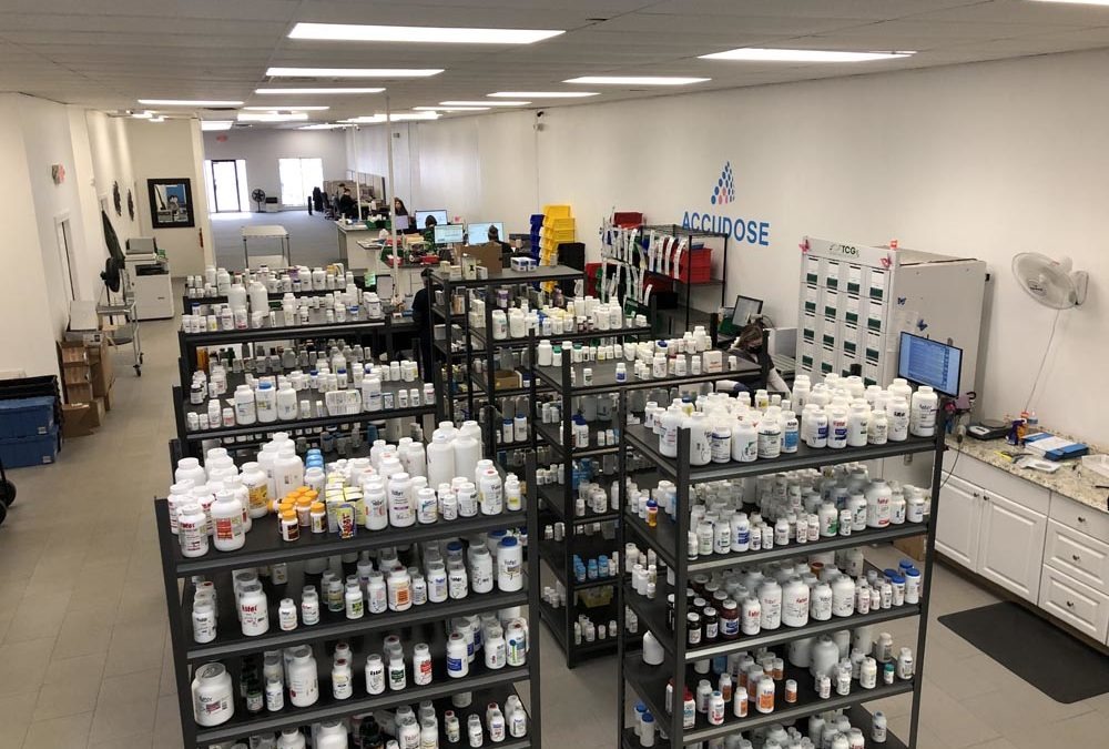 Datascan Featured Pharmacy: Accudose